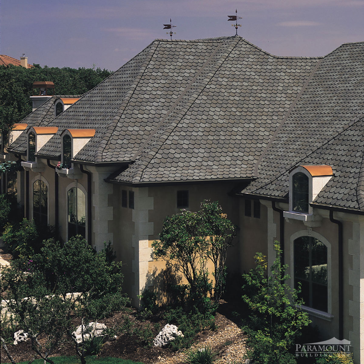 Certainteed Carriage House Shingle Roof Installation